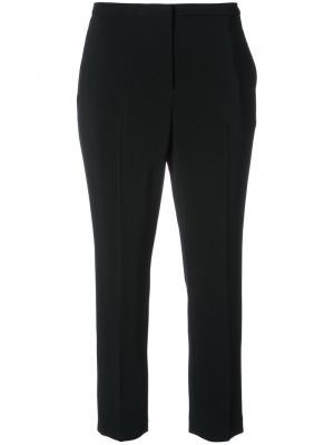 Прямые брюки Rosetta Getty. Цвет: чёрный