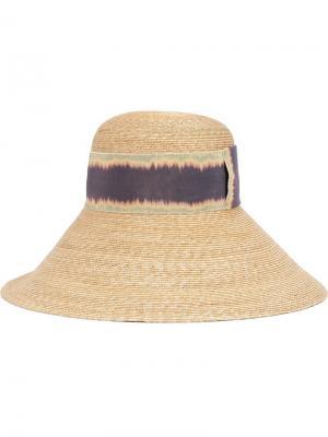 Шляпа Vanuatu Filù Hats. Цвет: телесный