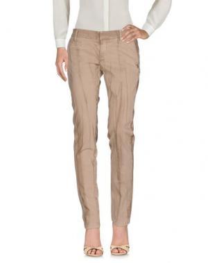 Повседневные брюки BLAUER. Цвет: хаки