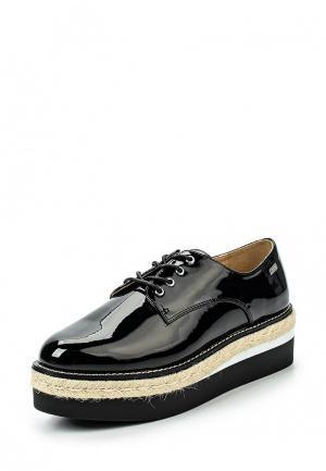 Ботинки MTNG. Цвет: черный