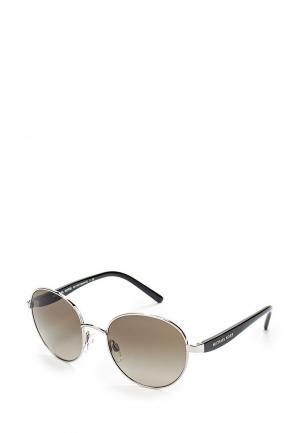 Очки солнцезащитные Michael Kors. Цвет: разноцветный