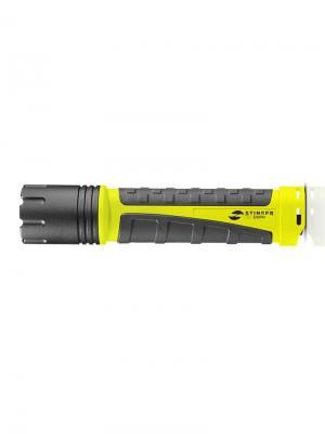 Фонарь светодиодный  GripLite Stinger. Цвет: желтый