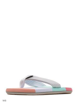 Пантолеты Icepeak. Цвет: голубой, белый, розовый