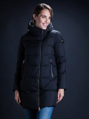 Куртка Clasna. Цвет: черный