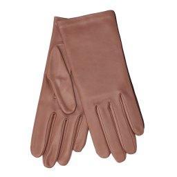 Перчатки  NEW_KATE/S бежево-розовый AGNELLE