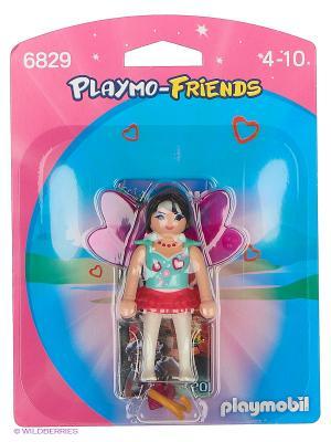 Друзья: Добрая фея с кольцом Playmobil. Цвет: бирюзовый, малиновый