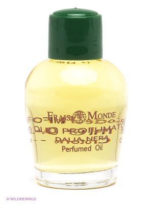Парфюмированное масло Черный георгин Frais Monde. Цвет: прозрачный