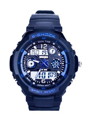 Часы SKMEI. Цвет: черный,синий