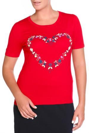 Пуловер LOLA PALTINGER. Цвет: красный