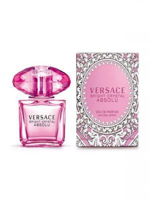 Парфюмерная вода Versace Bright Crystal Absolu lady 90 ml. Цвет: розовый