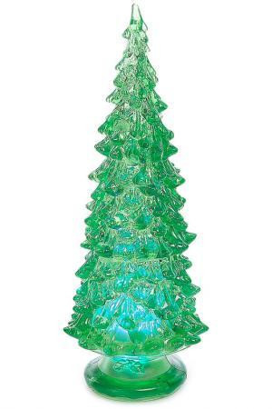 Ёлка большая со светодиодами Davana. Цвет: зеленый
