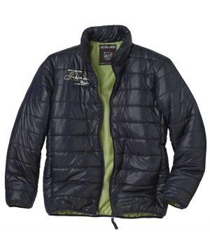 Куртка AFM. Цвет: темно-синии
