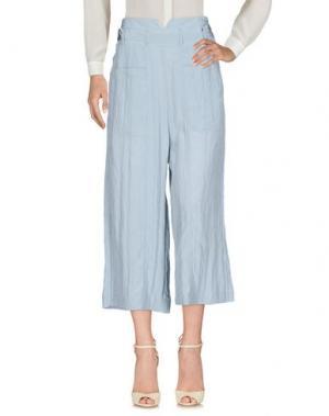 Повседневные брюки CHRISTIAN WIJNANTS. Цвет: светло-серый