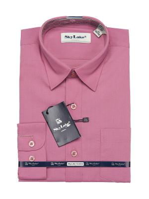 Рубашка Sky Lake. Цвет: лиловый