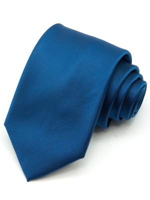 Галстук Angelo Bonetti. Цвет: темно-синий, лазурный