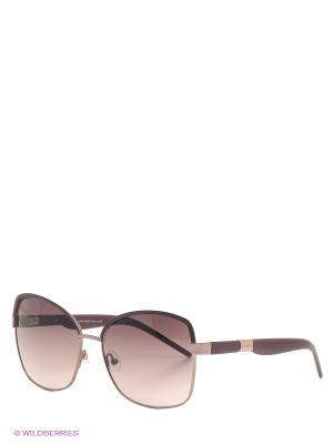 Солнцезащитные очки IS 11-277 22 Enni Marco. Цвет: коричневый, бордовый