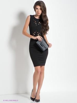 Платье NikiBiki. Цвет: черный