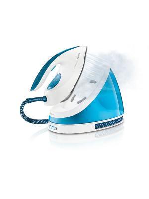Парогенератор Speed Care Philips GC6602/20. Цвет: голубой, белый