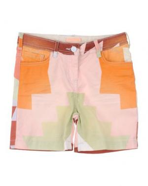 Повседневные шорты SCOTCH R'BELLE. Цвет: оранжевый