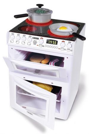 Кухонная плита Casdon. Цвет: белый