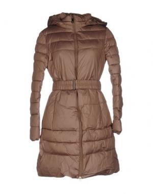 Куртка BIANCOGHIACCIO. Цвет: телесный
