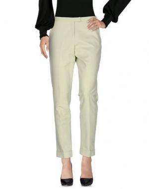 Повседневные брюки KAUFMANFRANCO. Цвет: светло-зеленый