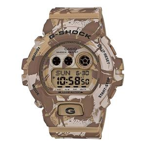Часы  Gd-x6900mc-5e Beige/Brown Casio G-Shock. Цвет: бежевый,коричневый