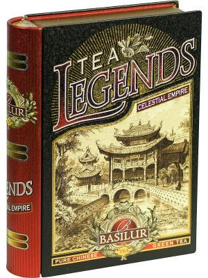 Чай Basilur  Чайные легенды-Поднебесная Империя. Цвет: черный