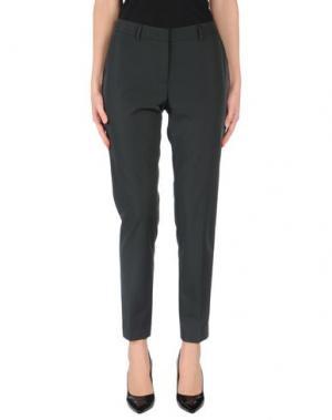 Повседневные брюки ARGONNE. Цвет: темно-зеленый