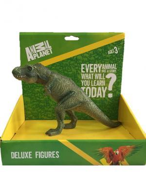 Фигурка Mojo (Animal Planet) в индивидуальной упаковке - Тираннозавр рекс (XXL). Цвет: светло-зеленый