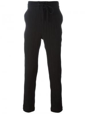 Спортивные брюки Tony Cohen. Цвет: чёрный