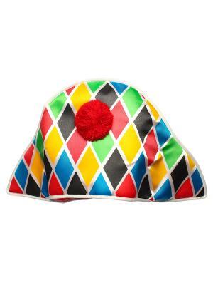Шляпа Rio. Цвет: желтый, зеленый, красный, синий