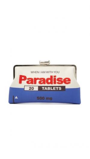 Большой клатч Paradise Sarah's Bag