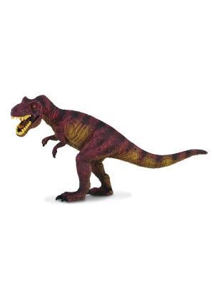 Тираннозавр L 19 см Collecta. Цвет: коричневый
