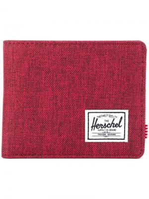 Бумажник Roy Herschel Supply Co.. Цвет: розовый и фиолетовый