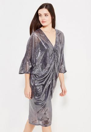 Платье Season 4 Reason. Цвет: серый