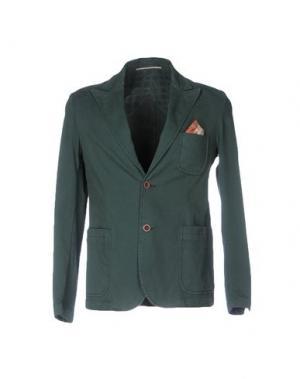 Пиджак ZERO. Цвет: зеленый