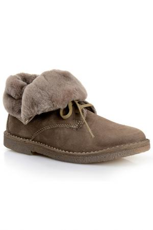 Ботинки Loriblu. Цвет: серый