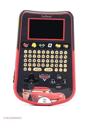Детский компьютер-планшетник Тачки Lexibook. Цвет: красный