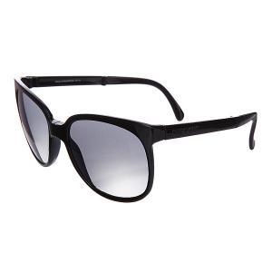 Очки  Sport Shiny Black Sunpocket. Цвет: черный