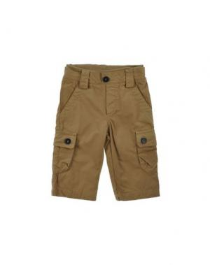 Повседневные брюки LES PARROTINES. Цвет: песочный