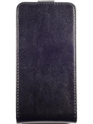 Flip case skinBOX Huawei Honor 6. Цвет: черный