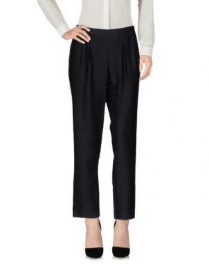 Повседневные брюки 6397. Цвет: черный