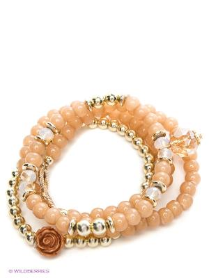 Браслет Royal Diamond. Цвет: оранжевый