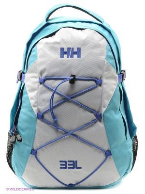 Рюкзак DUBLIN BACKPACK Helly Hansen. Цвет: синий, белый