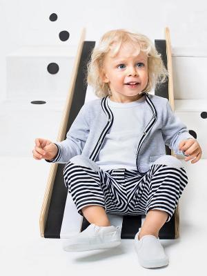 Комплект одежды для мальчика NinoMio. Цвет: серый