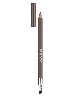 Карандаш для бровей 4, 1,2г BEYU. Цвет: коричневый