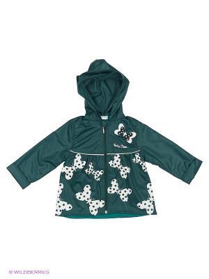 Ветровка Baby Rose. Цвет: зеленый