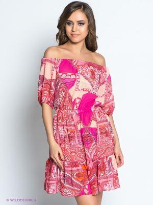 Платье Mia-Mia. Цвет: красный