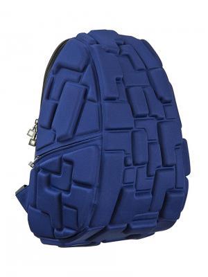 Рюкзак Blok Full, цвет Wild Blue Yonder (синий) MadPax. Цвет: синий